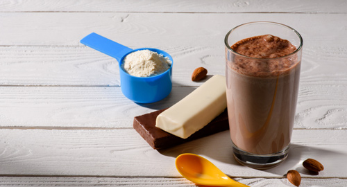 Choco-whey-protein